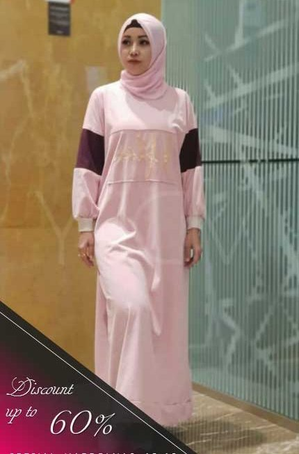 Dress Muslim AUDRA SPORTY