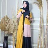 Dress Muslim Farisa by MDLY GOLD